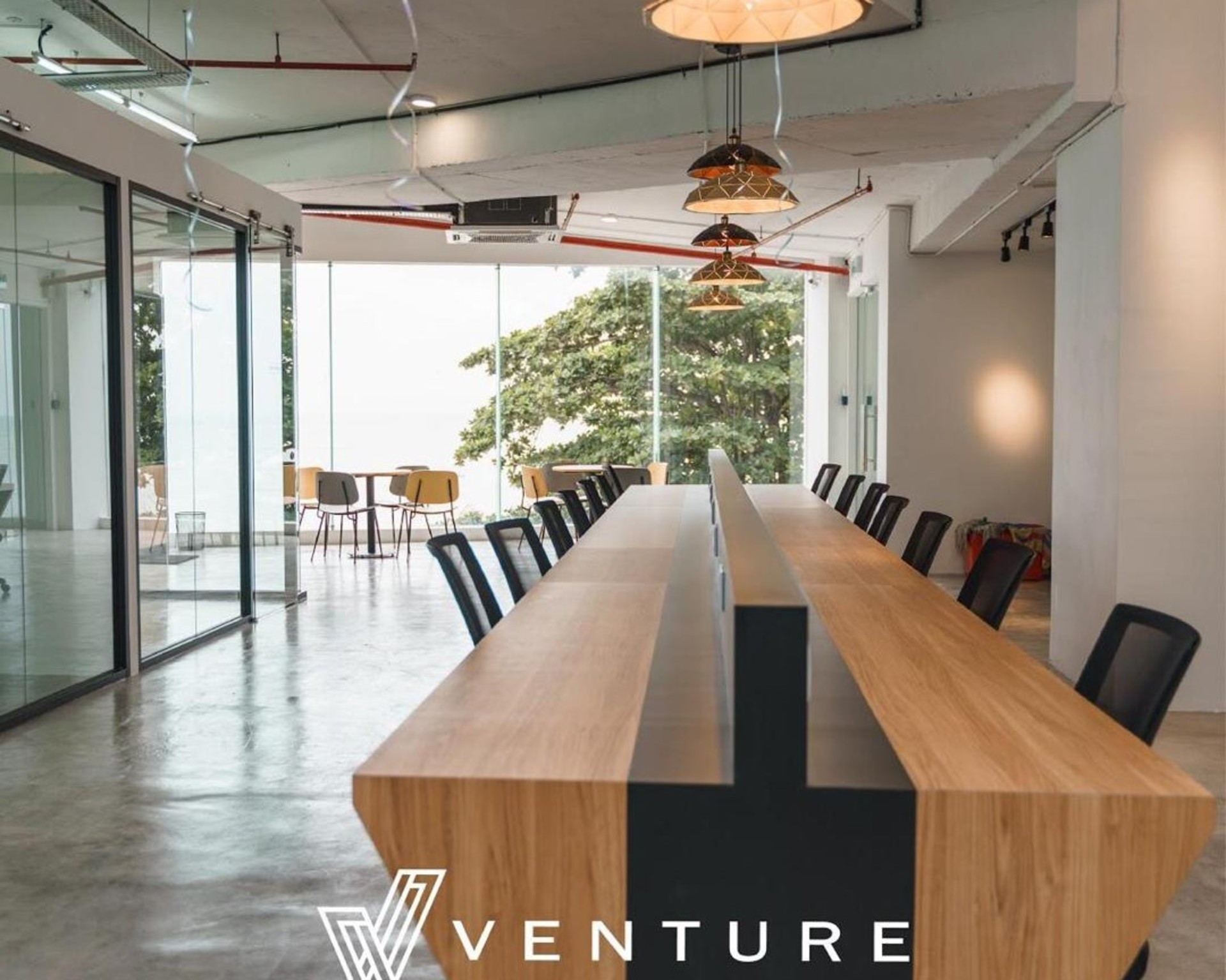 The Venture Coworking Space